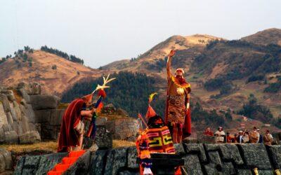 Inti Raymi Peru 2022