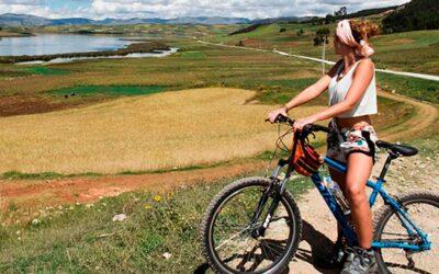Tour en bicicleta al Valle Sagrado de los Incas